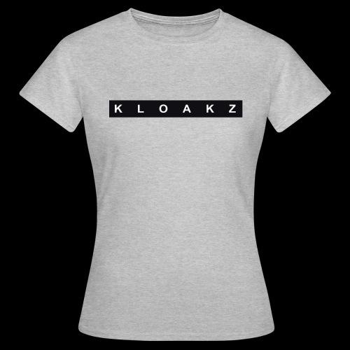 KloakZ Merch - Women's T-Shirt