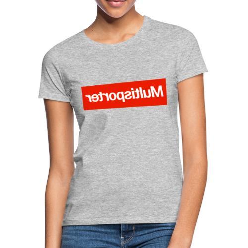 Multisporter - Vrouwen T-shirt