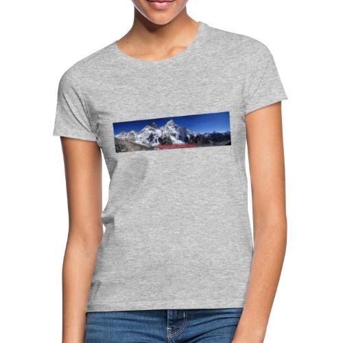 panoramique Everest - T-shirt Femme