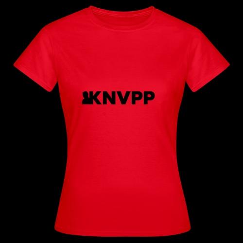 KNAPP LOGO - Frauen T-Shirt