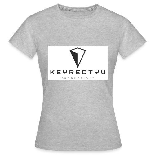 Keyredtyu Productions - T-shirt dam