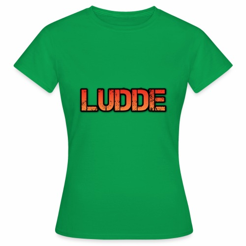 VANLIG LUDDE LOGA - T-shirt dam