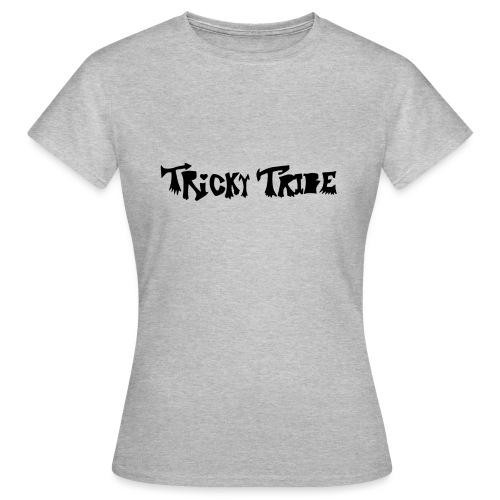 Tricky Tribe ~ Logo - Women's T-Shirt