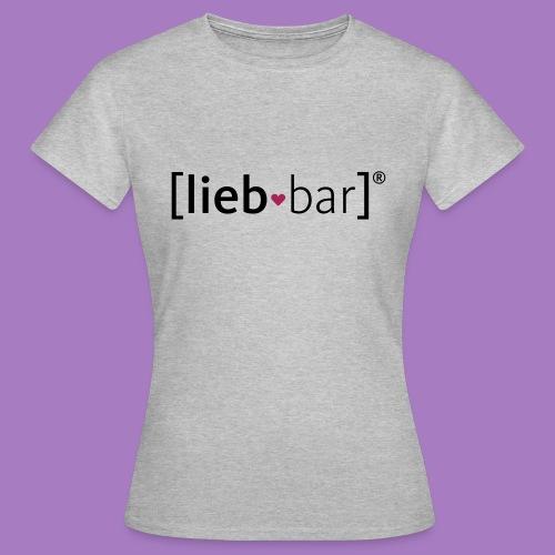 liebbar_vektorgrafik - Frauen T-Shirt