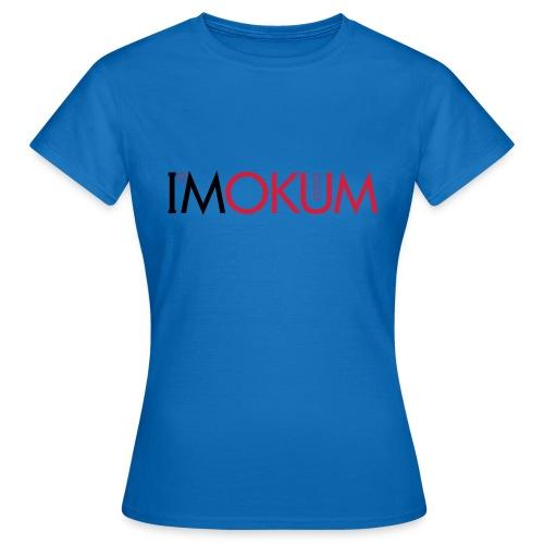 I'Mokum, Mokum magazine, Mokum beanie - Vrouwen T-shirt