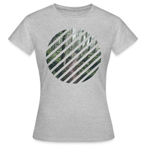Fôret en sphère - T-shirt Femme