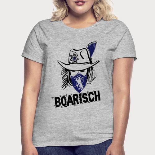 Boarisches Mädl - Frauen T-Shirt