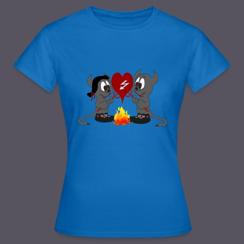 Devils Love - Frauen T-Shirt
