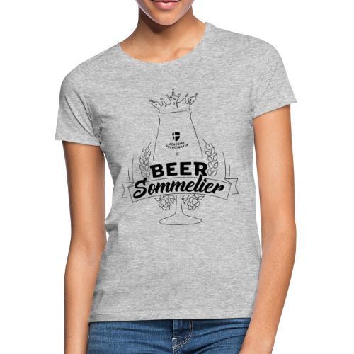 Beer Sommelier Academy Scandinavia - Chalice - T-shirt dam