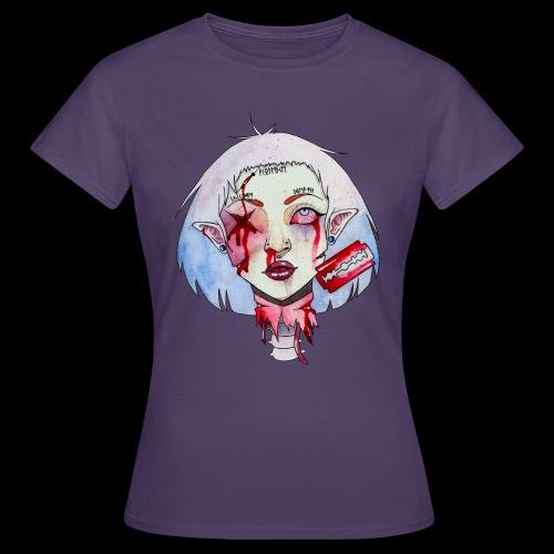 Violence - T-shirt Femme