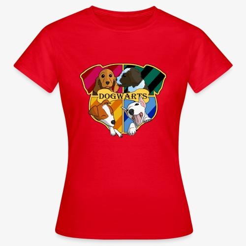 Dogwarts Logo - Women's T-Shirt