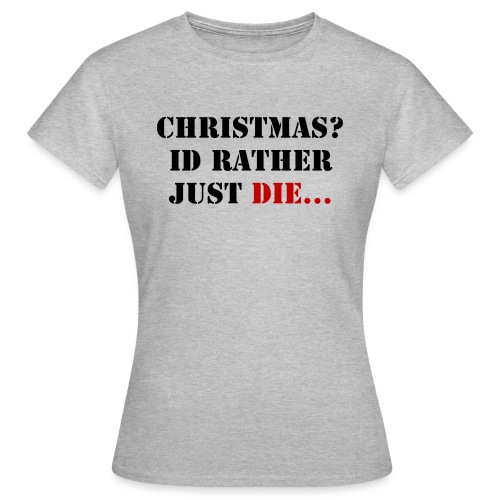 Christmas joy - Women's T-Shirt