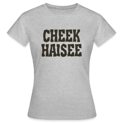 cheek haisee png - Women's T-Shirt