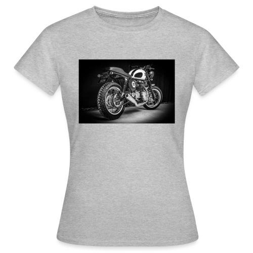 Monia's Thruxton 'Performance Scrambler' - Women's T-Shirt