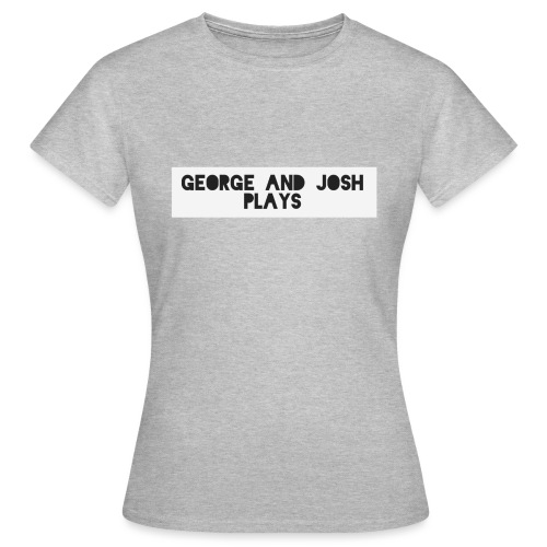 George-and-Josh-Plays-Merch - Women's T-Shirt