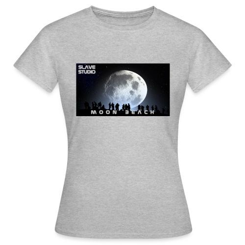 Moon beach - Maglietta da donna