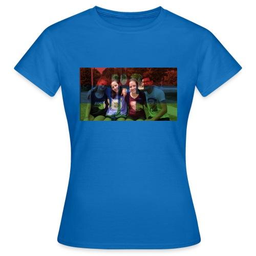 PV-Bike Trip Propaganda - Frauen T-Shirt