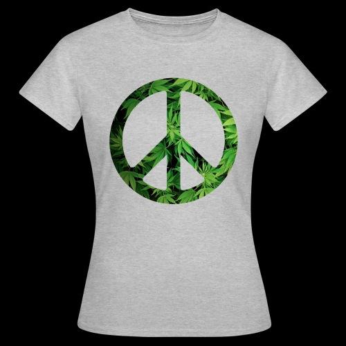 Cannapeace - Women's T-Shirt