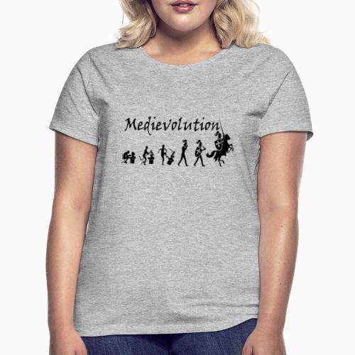 Medievolution - T-shirt Femme