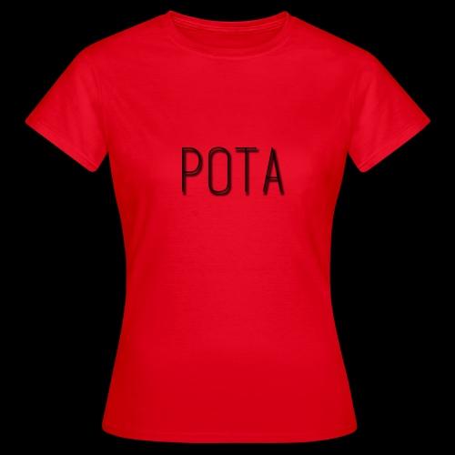 pota2 - Maglietta da donna