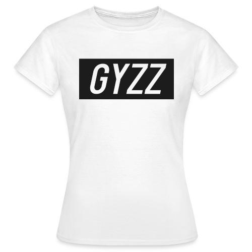 Gyzz - Dame-T-shirt