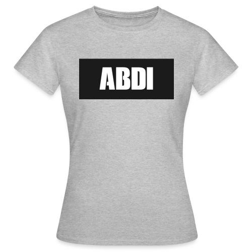 Abdi - Women's T-Shirt
