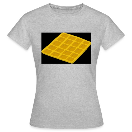 Waffel - Frauen T-Shirt
