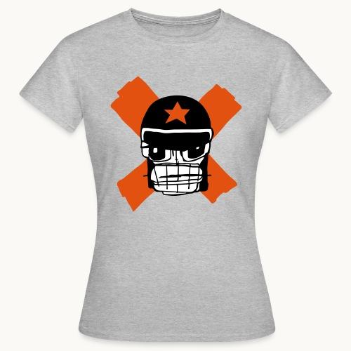 Motard Micky Biker - T-shirt Femme