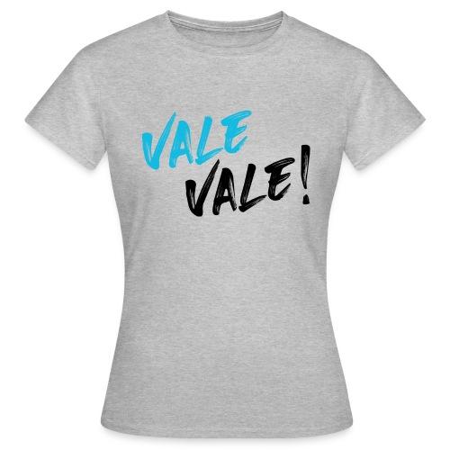Logo VV color black - Maglietta da donna