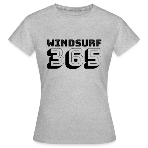 Windsurfing 365 - Women's T-Shirt