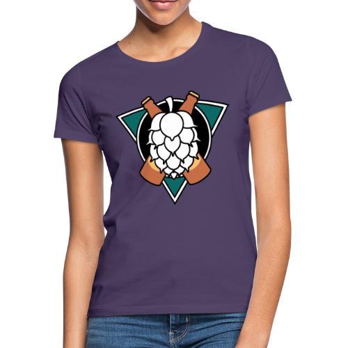 Mighty hops Original logo - T-shirt dam