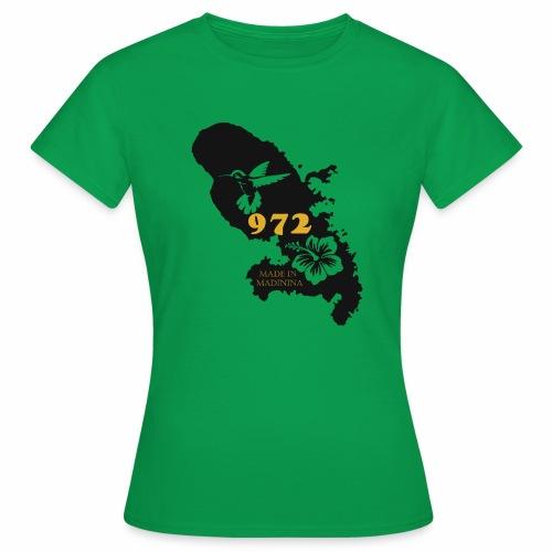 972 MADININA - T-shirt Femme