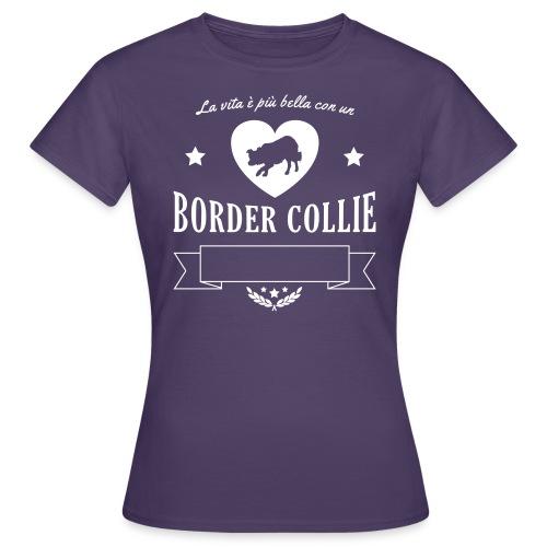 border - Maglietta da donna