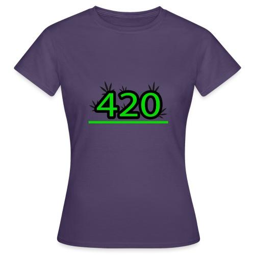 420 - T-shirt Femme