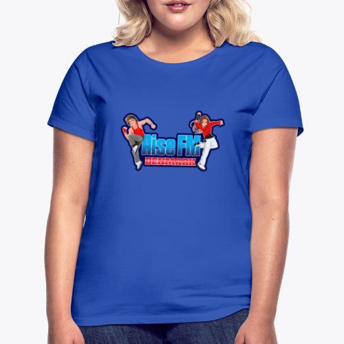 Rise FM Logo - Women's T-Shirt
