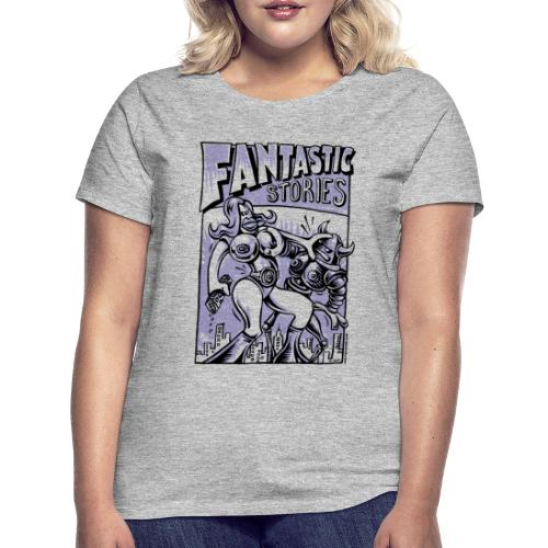 FANTASTIC STORIES - Women's T-Shirt
