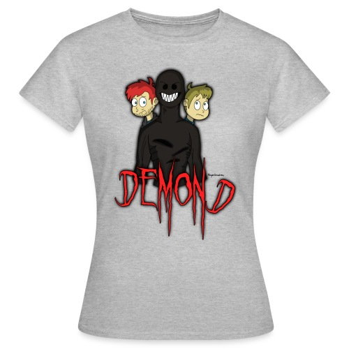 'DEMOND' Tshirt (Colesy Gaming - YouTuber) - Women's T-Shirt