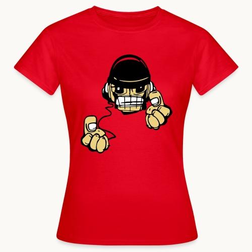 Micky DJ - T-shirt Femme