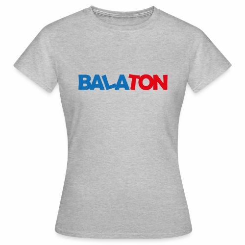 Balaton - Frauen T-Shirt