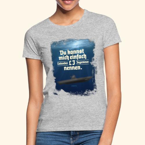 Ingenieur T Shirt Leitender Ingenieur LI - Frauen T-Shirt