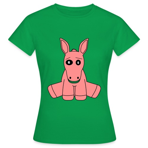 horse - Maglietta da donna
