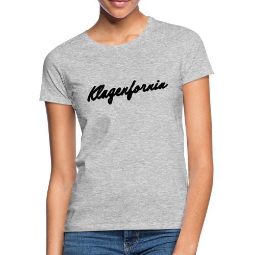 klagenfornia classic - Frauen T-Shirt