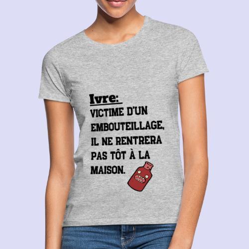 IVRE - T-shirt Femme