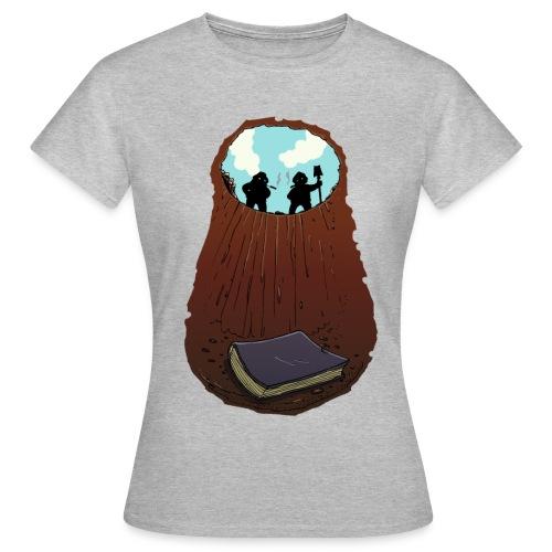 Begraben - Frauen T-Shirt