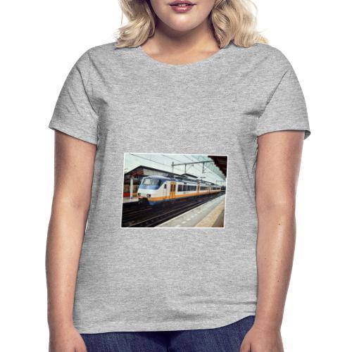 Sprinter in Almere Parkwijk - Vrouwen T-shirt
