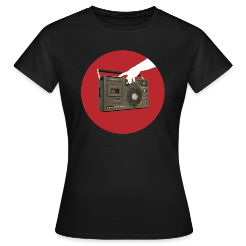 Press My Hungry Button - Women's T-Shirt