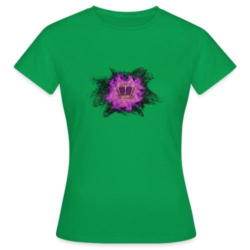 Fire Crown - T-shirt Femme