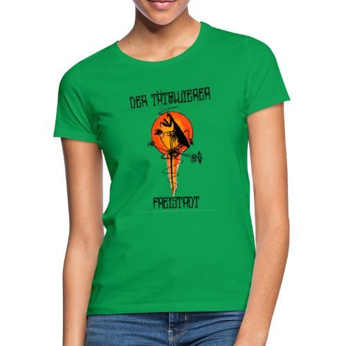DER Tätowierer - Gottesanbeterin - Frauen T-Shirt
