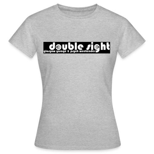 DS logo 16 working2 - Women's T-Shirt