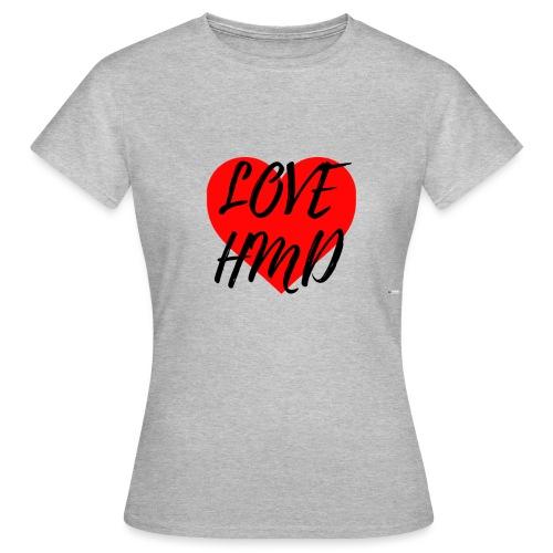 Love HMD - Camiseta mujer